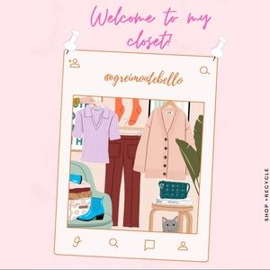 🌸 Welcome to my closet 🌸